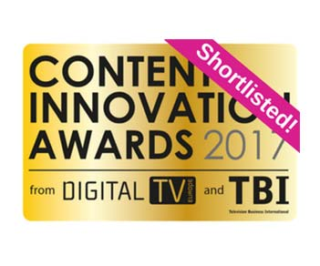 Net Insight Content Innovation Awards 2017