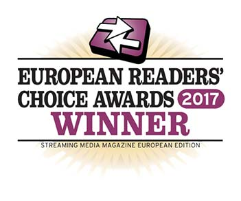 Net Insight European Readers Choice Awards 2017