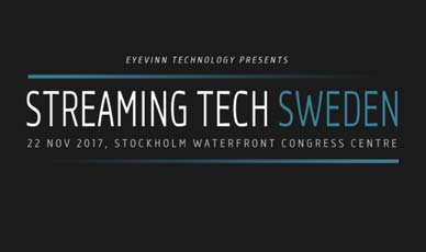 streaming tech sweden