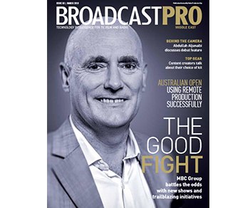Broadcast Pro March 2018