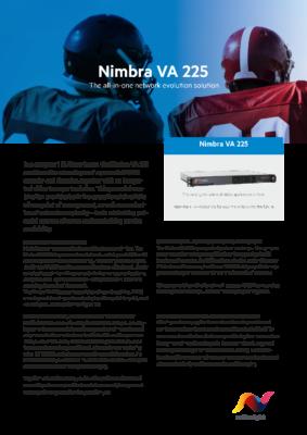 Nimbra VA 225 A6