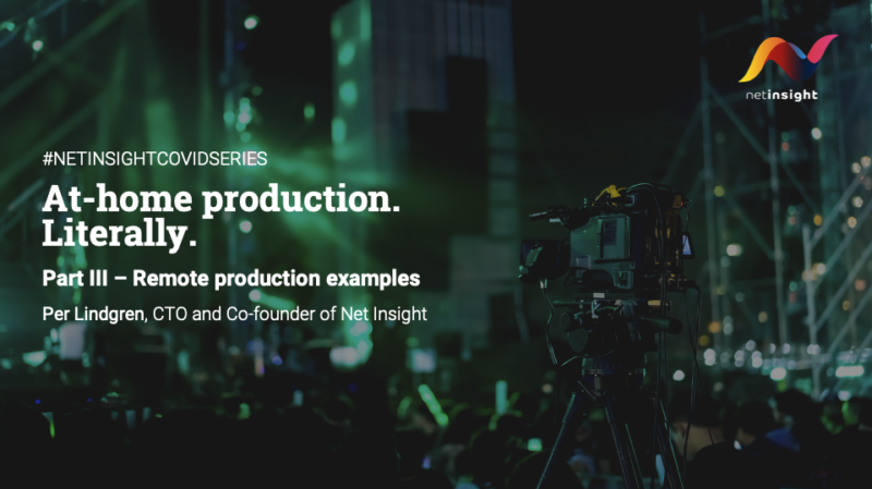 remote production examples